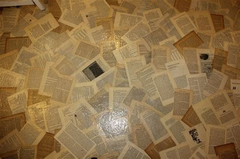 decoupage concrete floor floor decoupage pages bloody poetry home