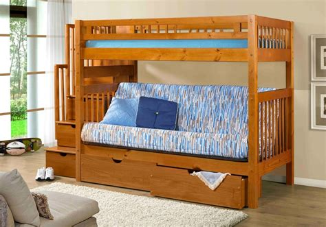 bunk beds with a futon astonishing bunk bed with futon on bottom atzine