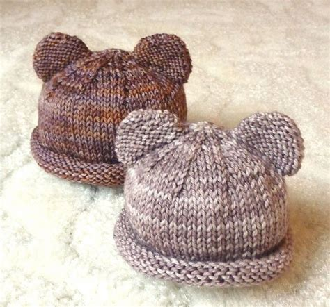 free knitting patterns for newborn babies hats 25 best ideas about knitted baby hats on knit