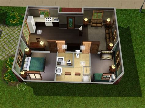 sim house plans 20 cool floor plans sims 3 inspiration design of