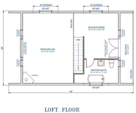cottage floor plans with loft 24x32 pole barn plans studio design gallery best