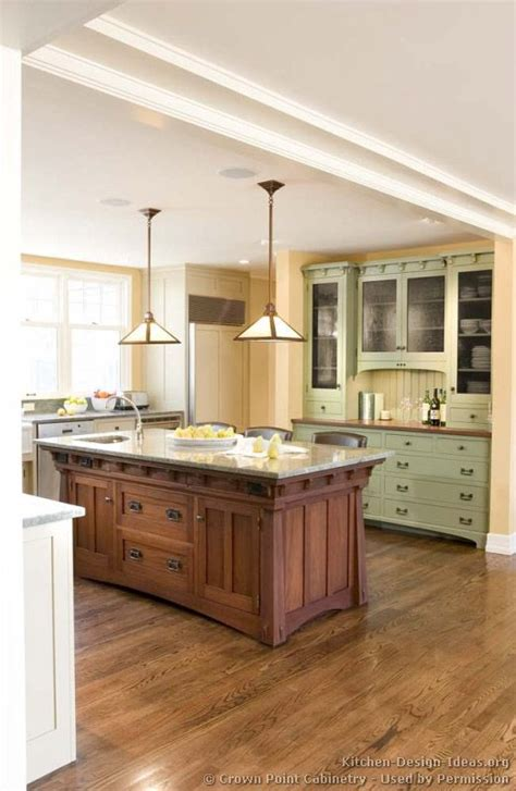 mission style kitchen island best 25 craftsman style kitchens ideas on craftsman kitchen craftsman style and