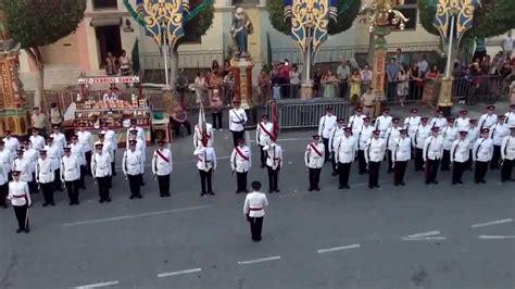 parade ta senglea malta 7th september malta armed parade