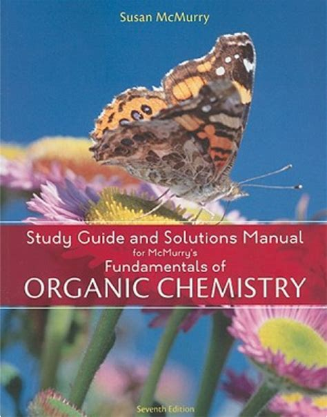 study guide with student solutions manual for mcmurry s organic chemistry 9th yance anas community ebooks kimia organik organic chemistry