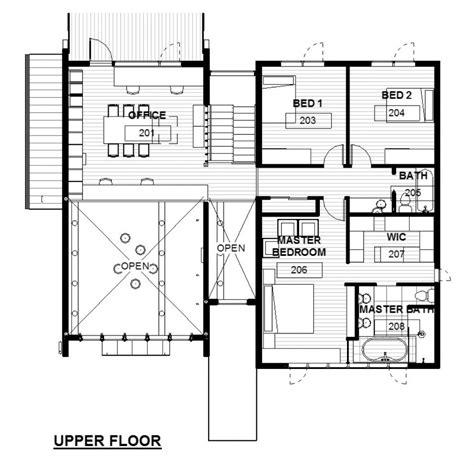 architectural designs floor plans green concept home modus v studio architects house