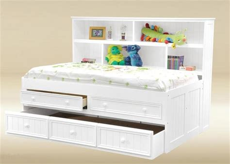 trundle bed with bookcase headboard trundle bed with bookcase headboard foter