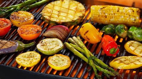 How to Grill 6 Summer Vegetables   ABC News