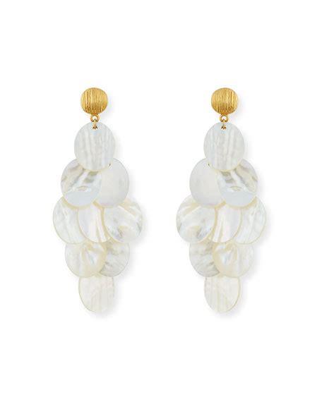 of pearl chandelier earrings nest jewelry of pearl chandelier earrings