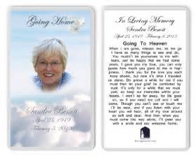 how to make funeral cards best prayer cards photo memorial cards laminated photo