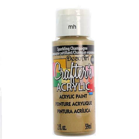 acrylic paint uk decoart crafters acrylic paint 59ml deco acrylic