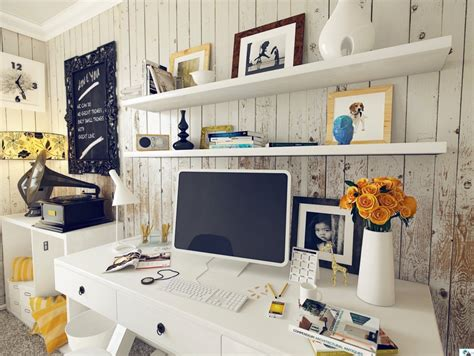 shabby chic home office shabby chic home office interior design ideas