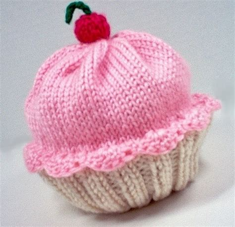 cupcake knitted hat pattern free 3 sweet knitted cupcake hat pattern sizzle stich