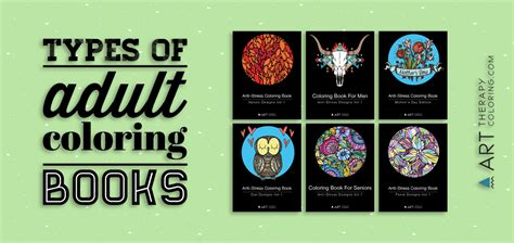 different types of picture books types of coloring books therapy coloring