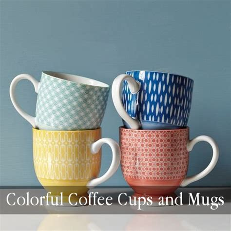 cool kitchen stuff cool kitchen stuff colorful coffee cups and mugs