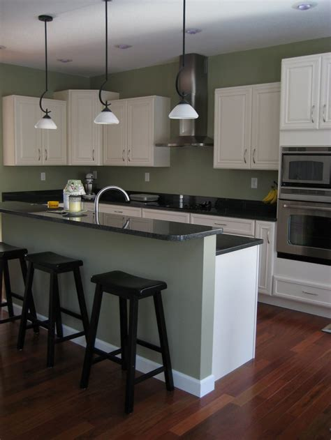 Kitchen Wall Colors With Maple Cabinets svelte sage home decorating pinterest