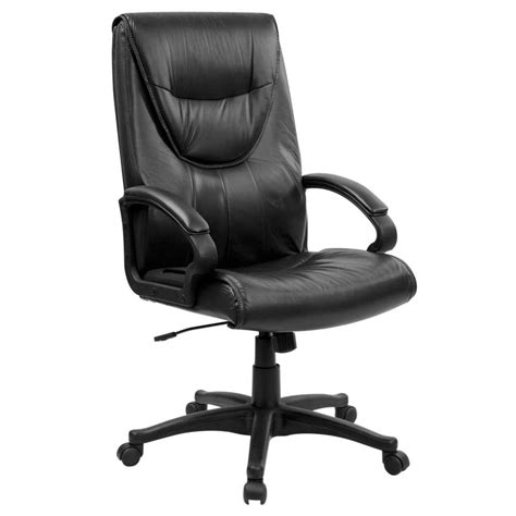 leather swivel office chair leather swivel office chairs for adding glamorous in
