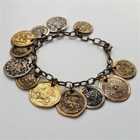 how to make jewelry out of coins best 25 coin bracelet ideas on handmade