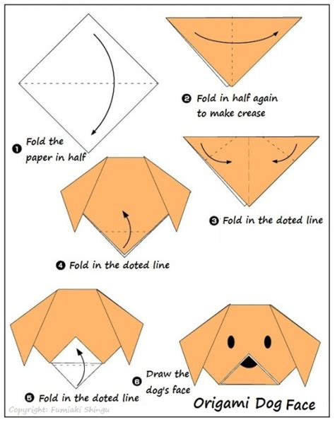 simple origami for kindergarten origami how to draw smart crafts