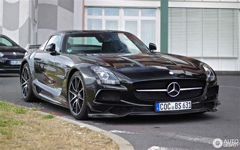 Black Series Mercedes by Mercedes Sls Amg Black Series 28 September 2016