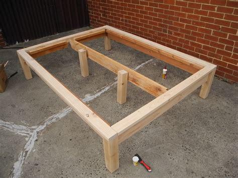 make bed frame make platform bed frame html autos post