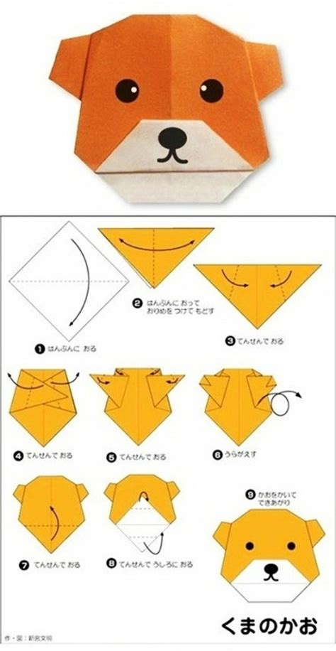 origami written easy to learn small animal origami although steps are