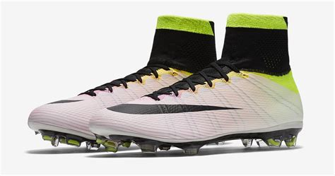 nike knit soccer cleats nike mercurial superfly fg white volt soccer cleats