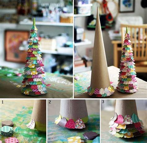coloured paper craft ideas cardboard cone colored paper glue find