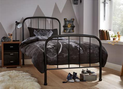 black single bed frames westbrook single bed frame black dreams