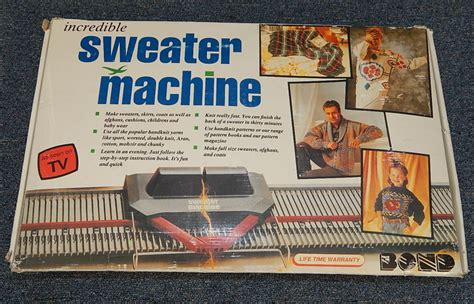 bond knitting machine sweater machine by bond knitting machine r11575