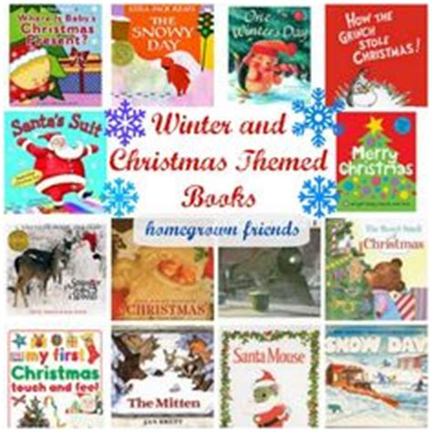 winter themed picture books books on books eric carle