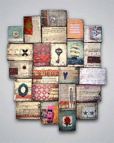 decoupage collage ideas diy m 246 bel aus europaletten 101 bastelideen f 252 r