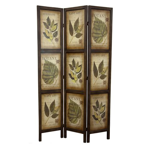 privacy screens room dividers shop furniture room dividers 3 panel mocha