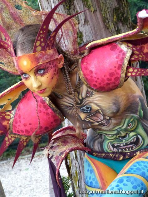 verona italy italian bodypainting festival italian bodypainting festival paint tattoos