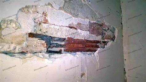 bricovid 233 o conseils travaux ma 231 onnerie dois je m inqui 233 ter de cette fissure importante sur mur