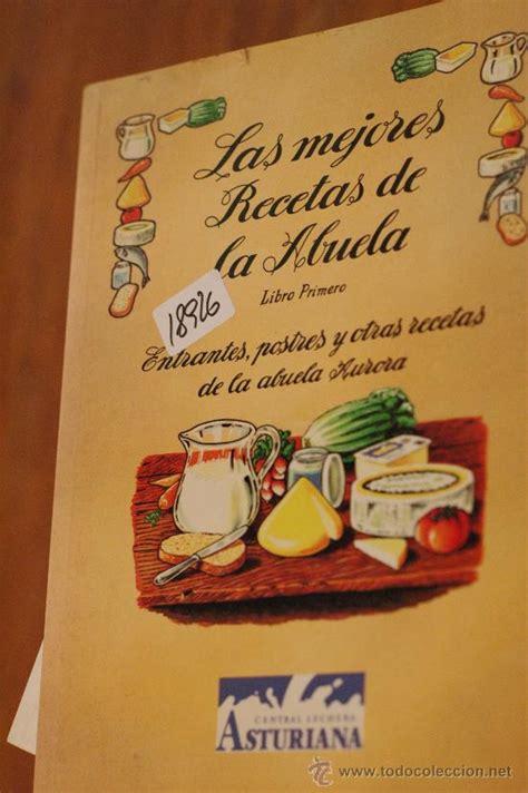 juegos de cocina con la abuela las mejores recetas de la abuela libro primero comprar