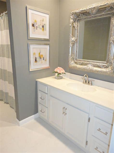 bathroom remodel ideas on a budget livelovediy diy bathroom remodel on a budget