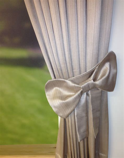 how to make curtain tie backs with diy curtain tie backs with ribbon curtain menzilperde net