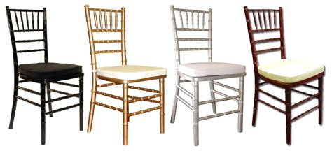 rent chairs chairs chiavari chairs av rental