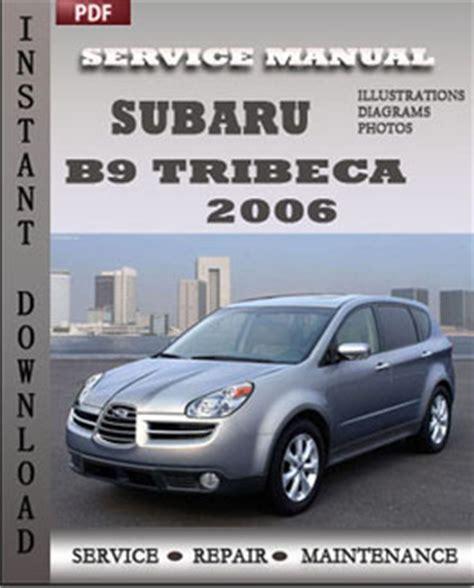 automotive service manuals 2006 subaru b9 tribeca windshield wipe control subaru b9 tribeca 2006 service repair manual instant download