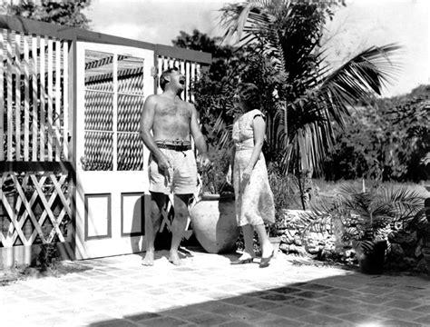 Der Garten Hemingway by Reise Key West Auf Den Spuren Ernest Hemingway