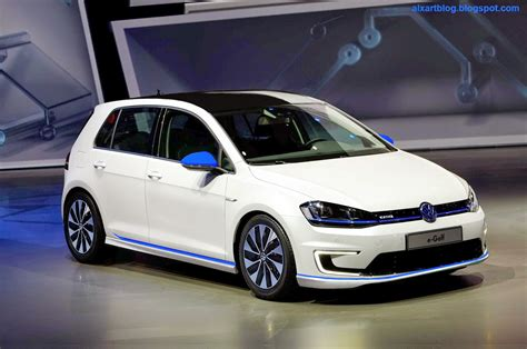 alxart possible car the all electric 2015 vw e golf