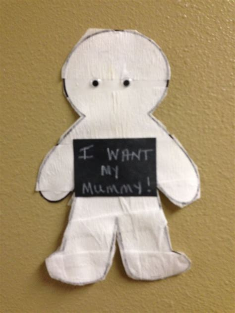 mummy crafts for mummy crafts for