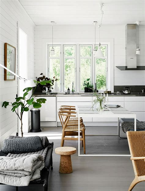 nordic design another peek into the impeccably decorated home of swedish