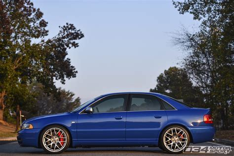 Audi S4 Build by Keith S Quest To Build The Nogaro Blue S4