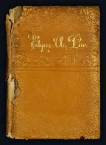 edgar allan poe picture book edgar allan poe book from 1882 cover poestories