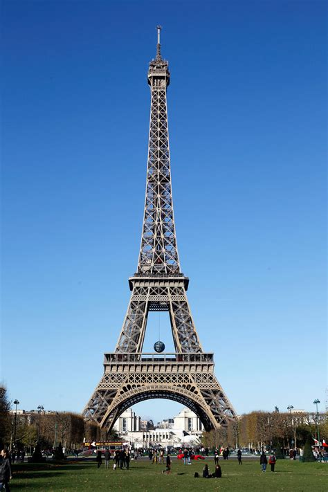 home of the eifell tower you can now zip line the eiffel tower instyle