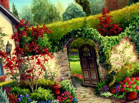 flowers gardens pictures home flower garden designs wallpaper