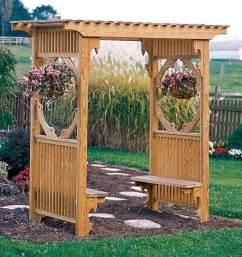 Garden Arbor Plans Build Garden Arbor Plans Pergola Diy Pdf Building Wall