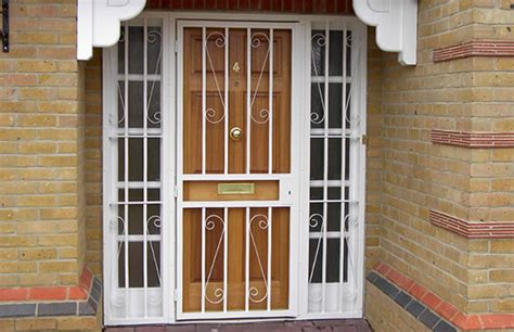 security gate for front door rsg3000 security door gates residential commercial