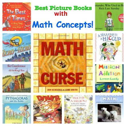 favorite picture books best picture books that teach math concepts pragmaticmom
